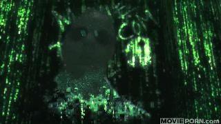 Пародия на фильм Матрица